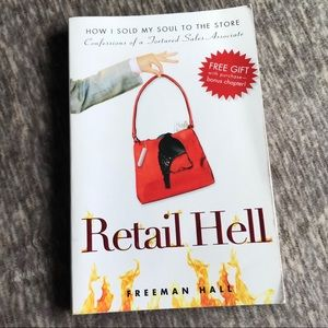 Retail Hell by Freeman Hall. Paperback. GUC